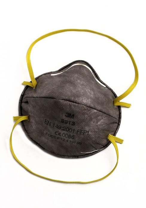 Респиратор от органических паров 3М-9913 до 4ПДК (70070843647)
