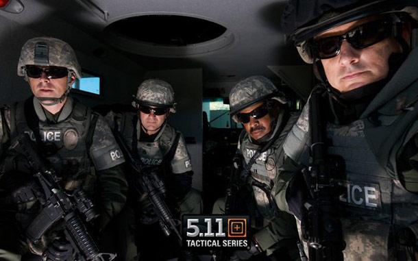 Компания 5.11 Tactical